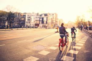 Амстердам идеальный город для жизни
