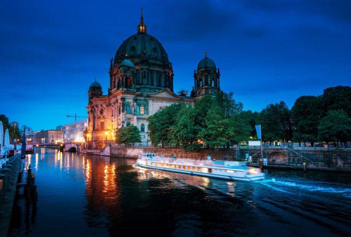Берлин идеальный город для жизни