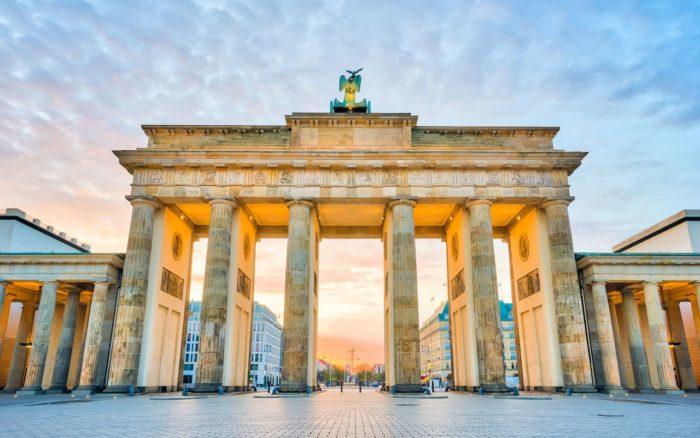 Бранденбургский Тор Берлин