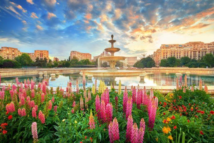Бухарест бюджетный город 2018 года