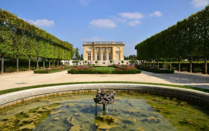 Красивые места Европы Версаль, Франция