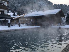 Гштаад - швейцарский горнолыжный курорт