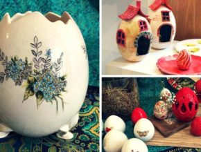 Изображение традиционного искусства керамики в Грузии