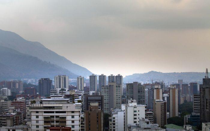Каракас бюджетный город 2018 года