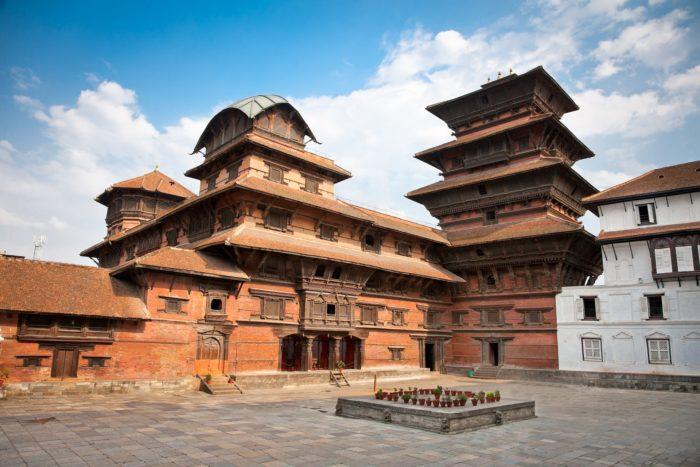 Катманду бюджетный город 2018 года