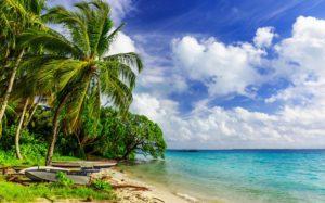 Океания Кирибати