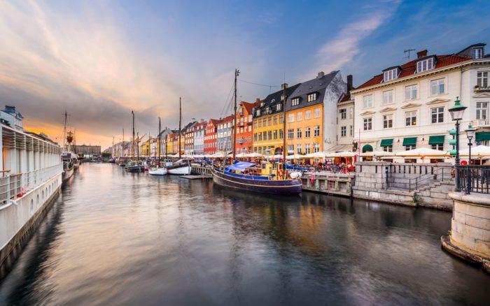 Копенгаген самый дорогой город мира