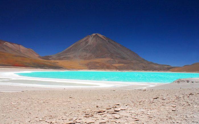 Гора Ликанкабур, Чили и Боливия