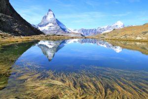 Красивые места Европы Маттерхорн, Швейцария