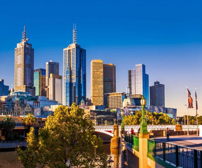 Мельбурн самый дорогой город мира