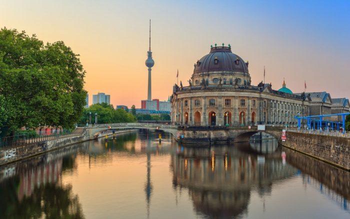 Музейный остров Берлин