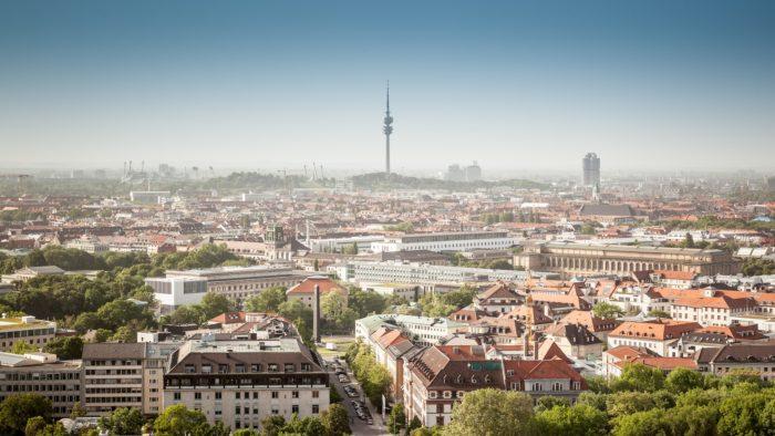 Мюнхен идеальный город для жизни