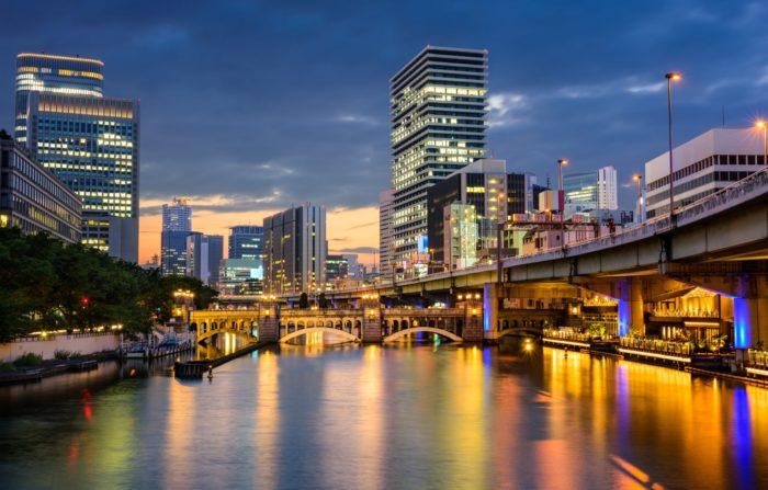 Осака самый дорогой город мира