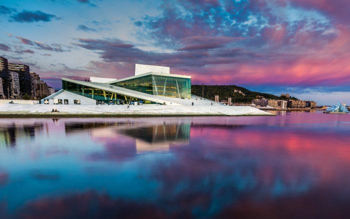 Осло самый дорогой город мира