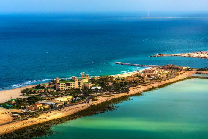 Остров Сир-Бани-Яс, ОАЭ