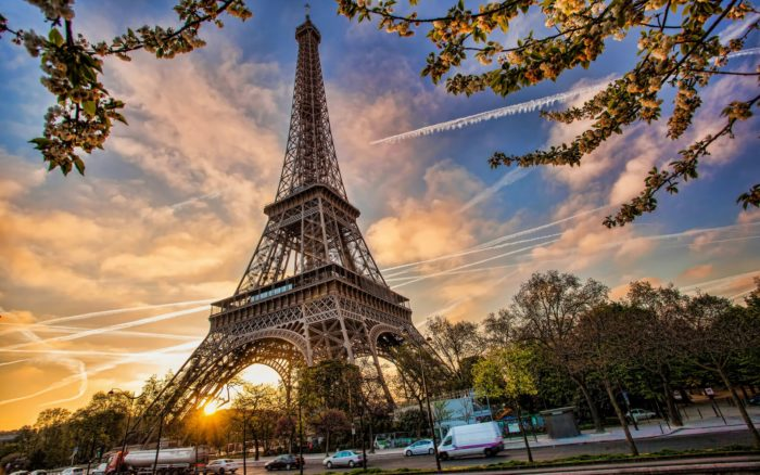 Париж самый дорогой город мира
