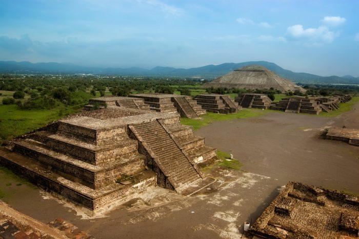 Пирамида Солнца, Мексика