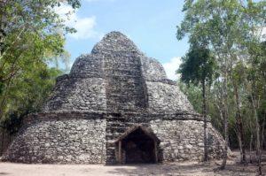 Пирамида Nohoch Mul