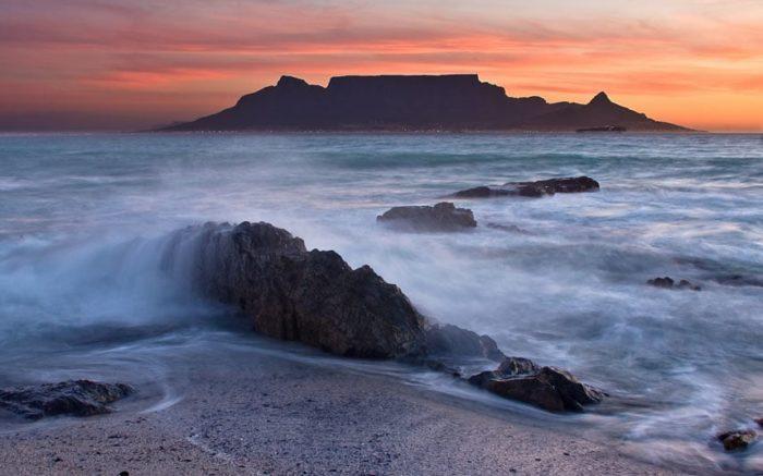 Столовая гора, Южная Африка