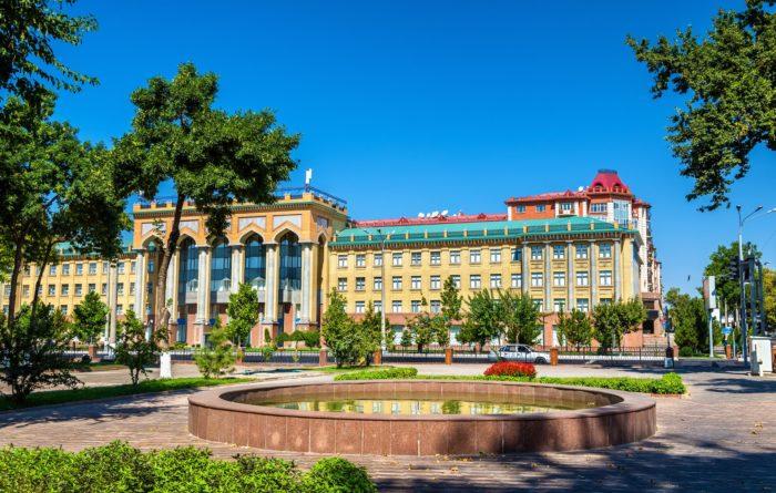 Ташкент бюджетный город 2018 года