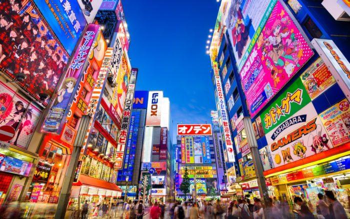 Токио самый дорогой город мира