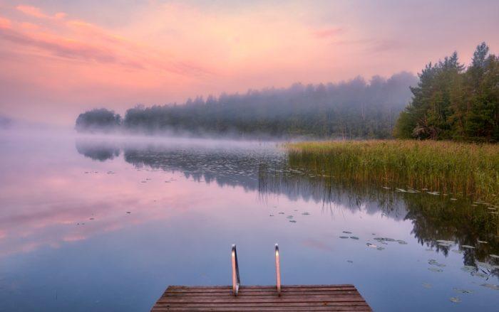 Отдых в Финляндии в мае