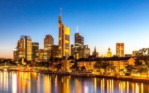 Франкфурт идеальный город для жизни