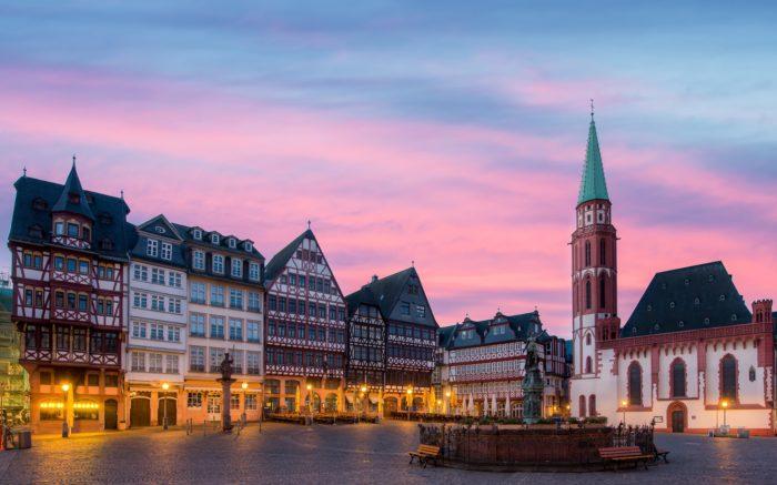 Франкфурт самый дорогой город мира