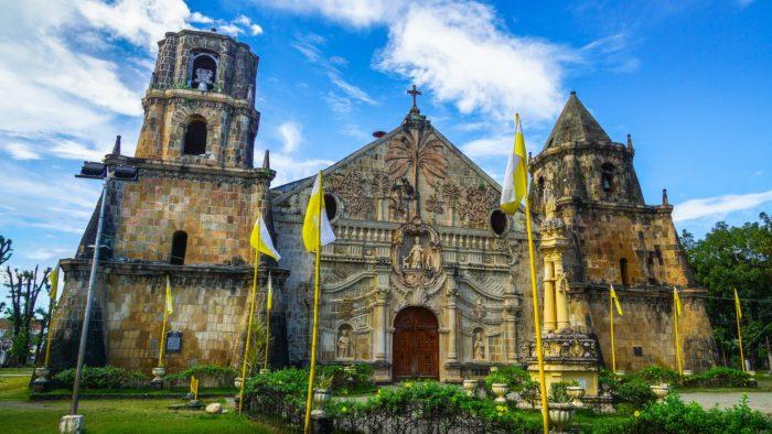 Барочные церкви Филиппин