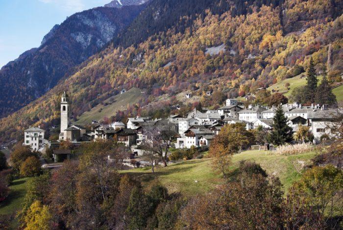 Соглио Швейцария