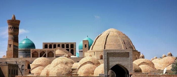 Бухара Узбекистан