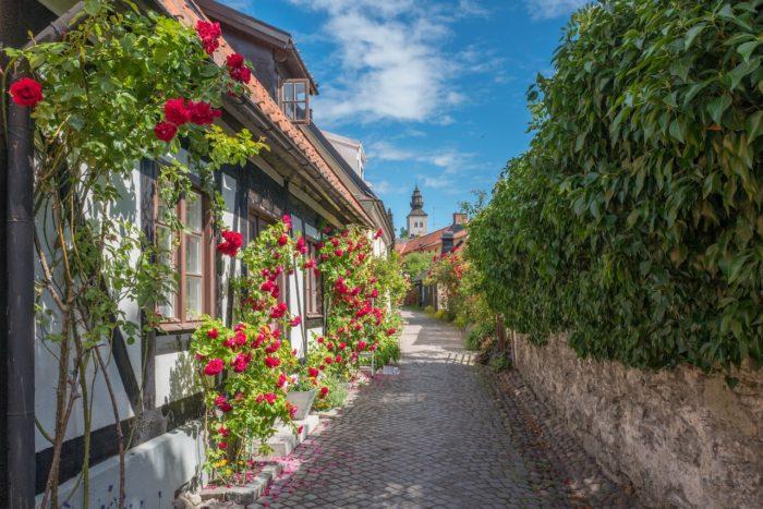 Висби Швеция