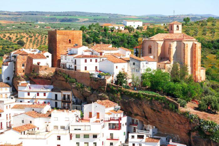 Сетениль де лас-Бодегас Испания