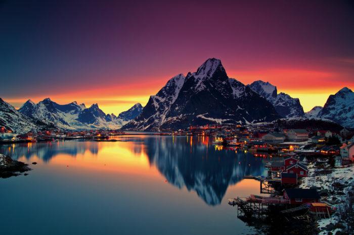 Рейн Норвегия