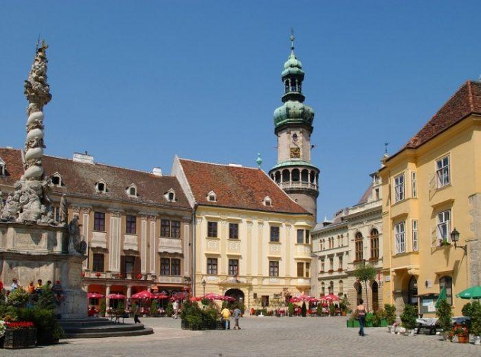 Шопрон Венгрия