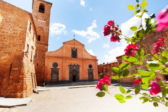 Чивита-ди-Баньореджо Италия