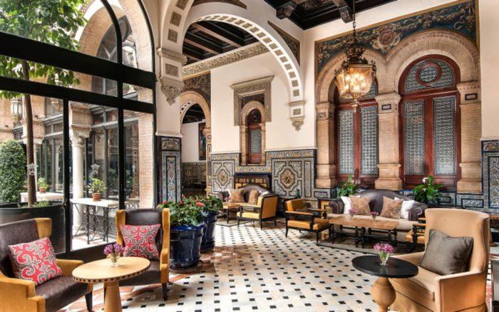 Дорн Отель Alfonso XIII Севилья
