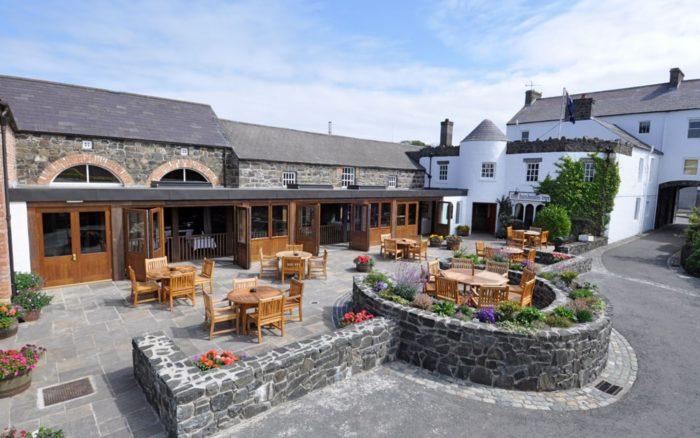Железные острова Отель Bushmills Inn