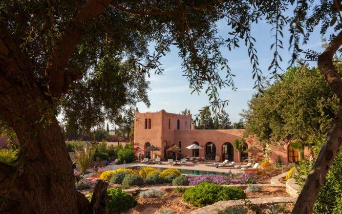 Отель Le Jardin des Douars, Эссуэйра, Марокко