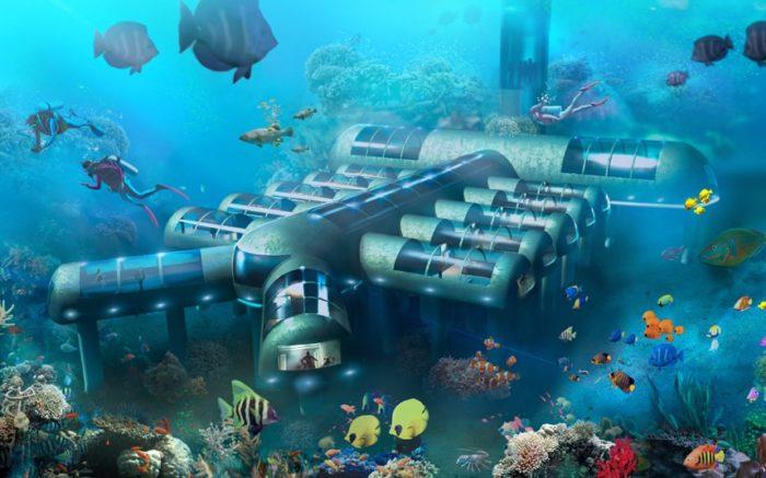 Hotel Planet Ocean Under