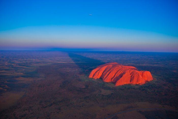 Красный центр Австралии