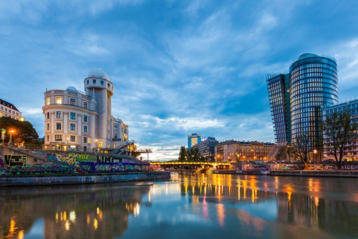 Австрийская столица Вена названа лучшим городом для жизни