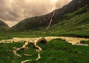 Водопад Eas a' Chual Aluinn, Великобритания