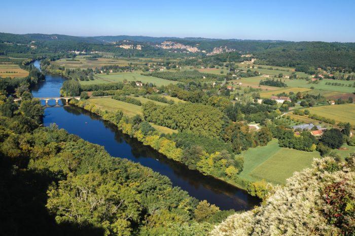 Дордонь и Гаронна - самые красивые реки Европы