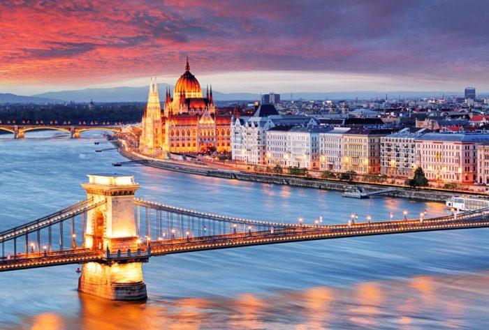 Дунай - самая красивая река Европы