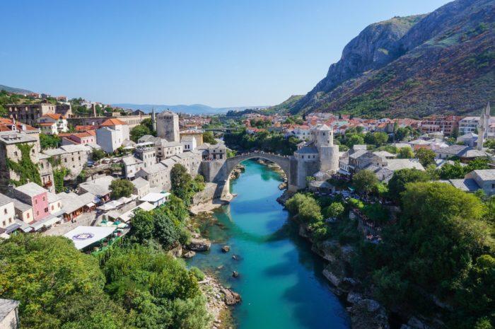 Неретва - самая красивая река Европы