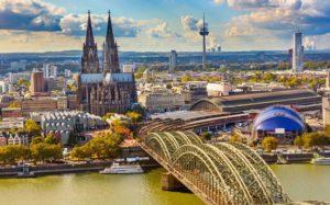 Рейн - самая красивая река Европы