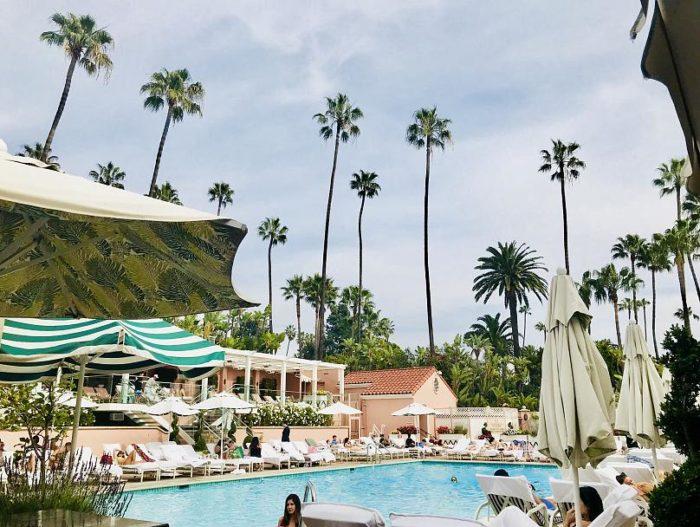 Отель в Лос-Анджелесе