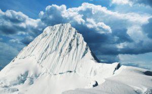 Гора Альпамайо, Перу