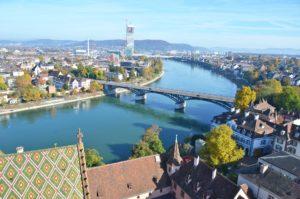 Базель идеальный город для жизни